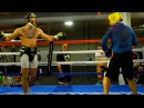 CONOR MCGREGOR VS PAULIE MALIGNAGGI ALL RELEASED SPARRING FOOTAGE IN SLOWMO HD