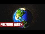 Blender tutorial: polygon earth