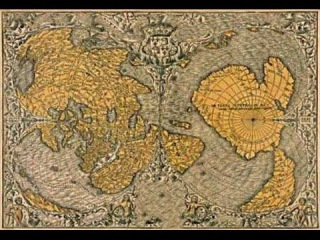 Земля Королевы Мод.Тайна карты Пири Рейса.Странное дело