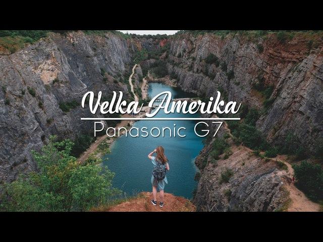 Let's Travel • Velká Amerika • Panasonic G7 Steadicam S60