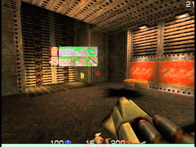 Quake 2 Deathmatch - Thresh vs. immortal - PGL 3 finals 2