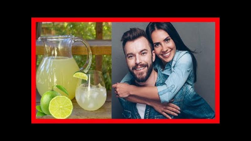 El Efecto del jugo de Limón Para intimidad masculina