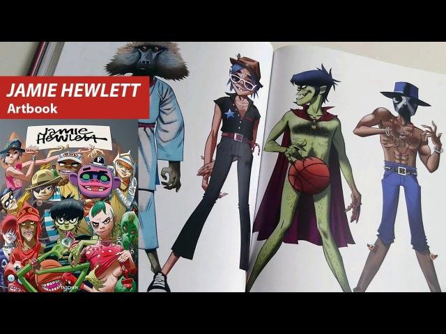 JAMIE HEWLETT (Artbook - Taschen)