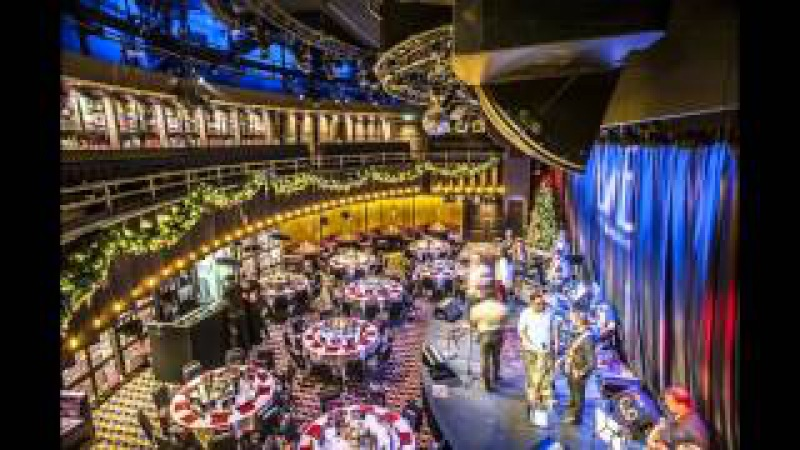 London City Casino's Club's Incredible World