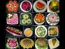 16 рецептов вкусных и красивых салатов к праздничному столу от Натальи Бережной.