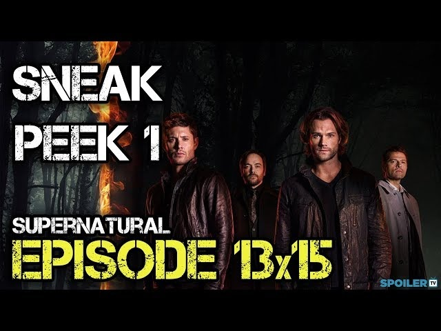 Supernatural 13x15 Inside the Episode