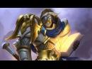 История Утера Светоносного Warcraft Вирмвуд