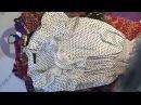 0385(A1) Blouses Woman Cream (12 kg) -2пак женские блузки крем Англия
