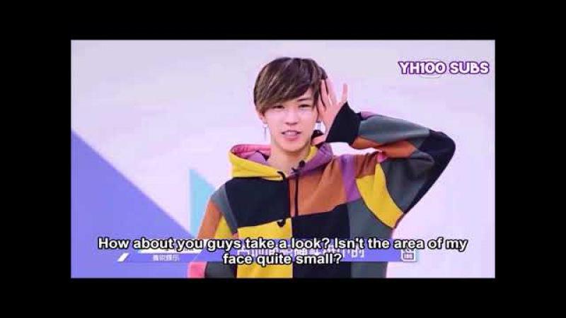 [ENG] Idol Producer《偶像练习生》171229 Li Xikan (李希侃) Self-Introduction Video