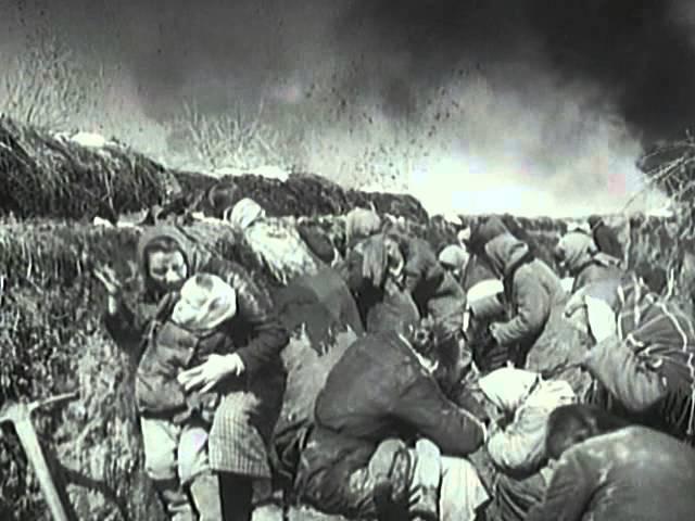 Боевой киносборник.Выпуск 12. 12 августа 1942. znatechtv