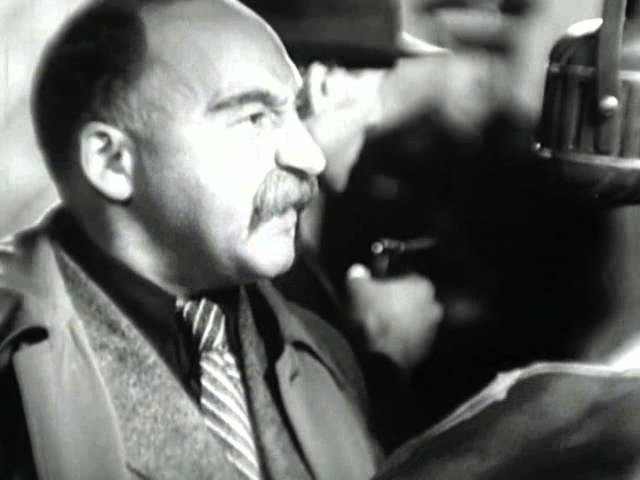 Боевой киносборник 1941 08 Ночь над Белградом Три танкиста