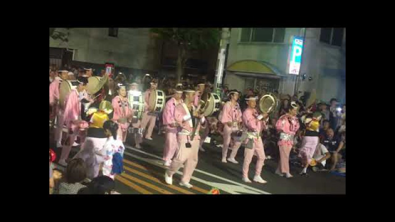 2017高円寺阿波おどり 舞蝶連