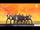 Wanna One performs Burn It Up Melon Music Awards 2017