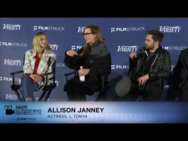 Sebastian Stan, Margot Robbie Allison Janney - interview for Variety