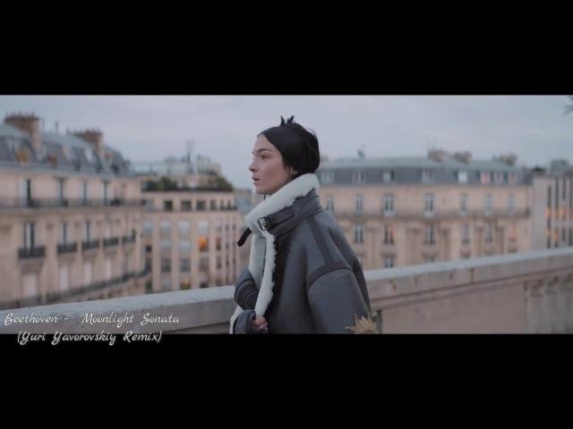 Beethoven - Moonlight Sonata (Yuri Yavorovskiy Remix) ™(Trance Video) HD