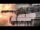 Превосходство НАТО / Танки Леопард 2А6 Германии на соревнованиях