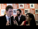 NYFF Red Carpet - Michelle Williams &amp Eddie Redmayne - My Week with Marilyn