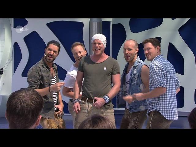 VoXXclub - Donnawedda (ZDF-Fernsehgarten 24.09.2017)