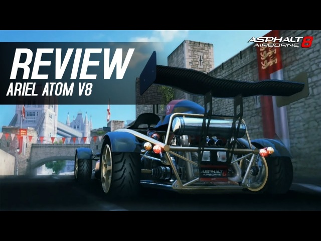 Ariel Atom V8 Review by ReV Tez
