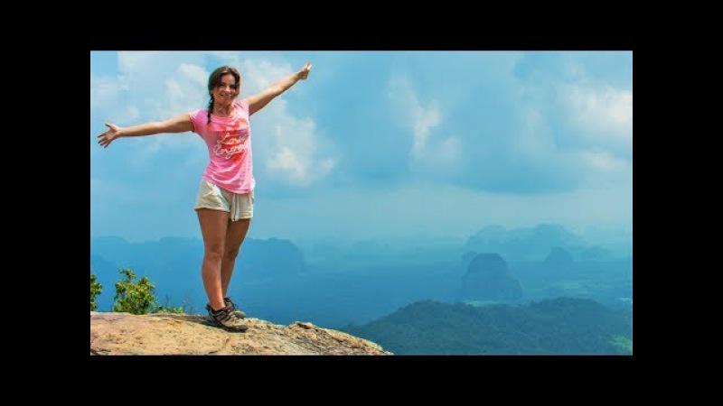 Cea mai grea drumetie prin Jungla - Tab Kak Hang Nak || Travel Diary 7 » Freewka.com - Смотреть онлайн в хорощем качестве