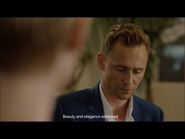 Tom Hiddleston - The Night Manager- A toast to the Lovers - (subtitled)