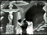 The Temptation of St. Anthony (1898) - 1st Religious Movie - Georges Melies
