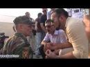 18 avqust Milli Şuranın mitinqində polislə vətəndaş arasında qarşıdurma