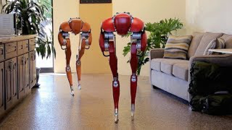 Top 5 AMAZING Future Technology 2018 Must See 199 (Cassies Agility Robotics) [CRAZY HD]