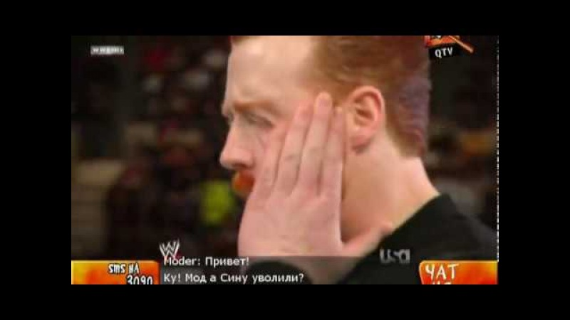 WWE RAW 01.11.2010 (QTV)