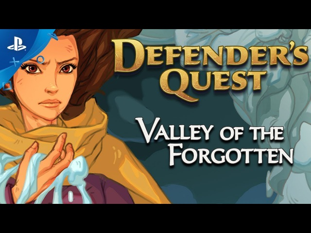 Defender's Quest: Valley of the Forgotten DX – Announce Trailer | PS4, PSVITA