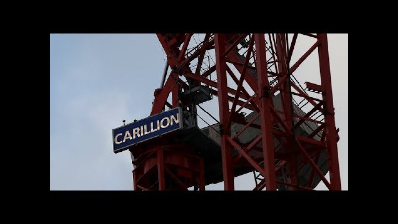Britain's Carillion Has Collapsed After Lenders Cut Off Lifeline