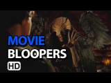 Hellboy II The Golden Army (2008) Bloopers Outtakes Gag Reel