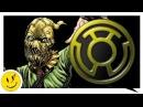 Зеленые Фонари Готэм Пугало Бэтмен DC Rebirth