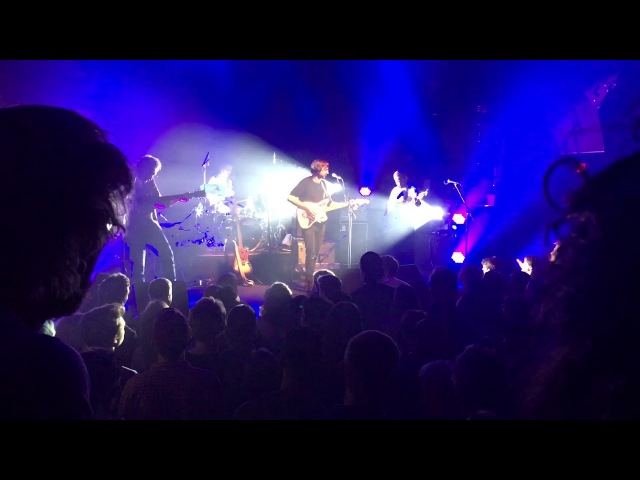 Real Estate - New Song - 2/18/2018 - Fox Theatre, Boulder, CO