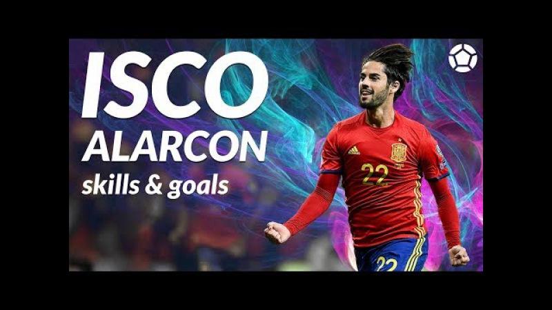 Isco Alarcon ✨ MagIsco ✨ Magic Skills Goals ● 4K