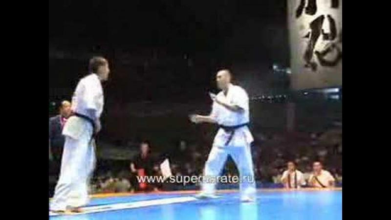 Roman Nesterenko vs Norichika Tsukamoto