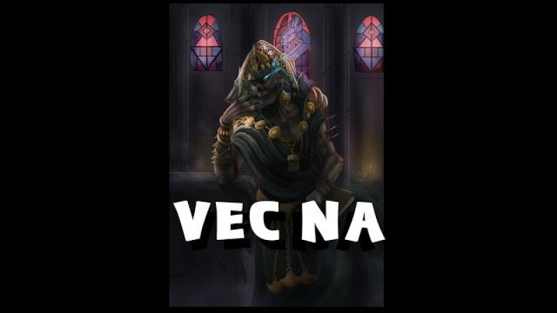 Dungeons and Dragons Lore Vecna