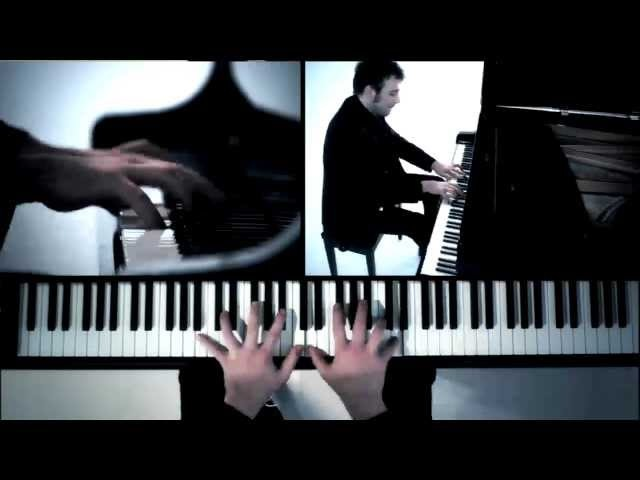 Raphael Gualazzi Madness of Love ESC Version OFFICIAL VIDEOCLIP