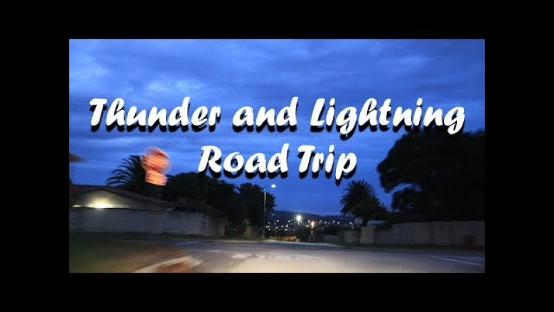 Thunder and Lightning Road Trip in Port Elizabeth South Africa