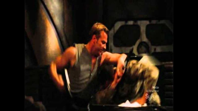 Stargate Universe - Music Video: Phenomenon