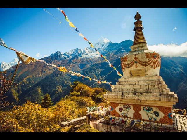 Nepal's vibrations