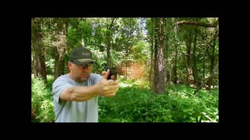 Shooting The Kel-Tec PMR-30 .22 Magnum Pistol