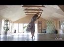 Йога-танец Каошики/ Kaoshikii / Каушики от Алены Снеба 3 уровень. Включи и танцуй. Вид со спины.
