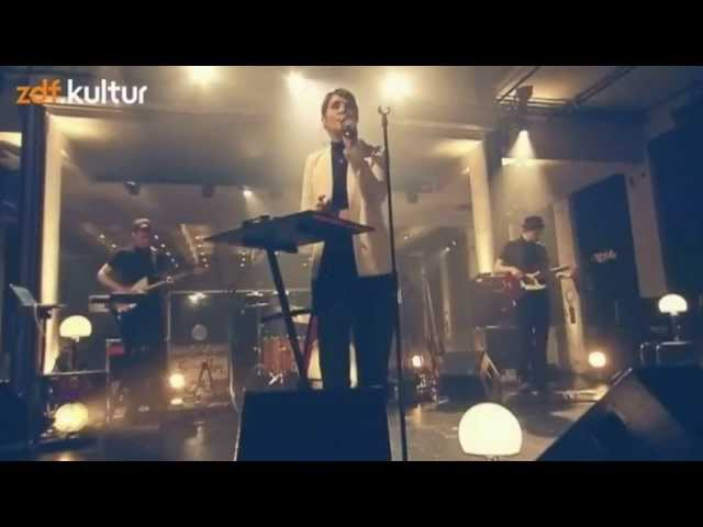 Jessie Ware - Full session Bauhaus Germany - March 25th 2013