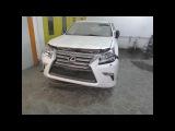 Кузовной ремонт в Армении Lexus gx 460