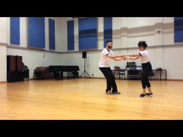 Evita and Michael Intermediates Camp Savoy 2015