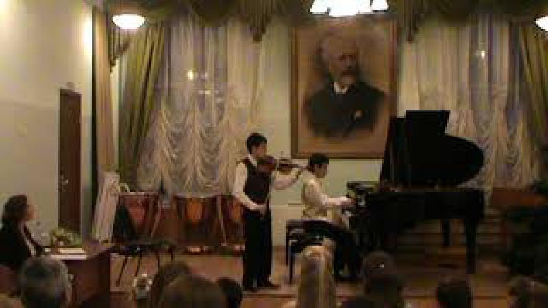 A.Webber-A.Krishchyan. Fantasy on thems Phantom of Opera.Krishchyan Aram and Artur.