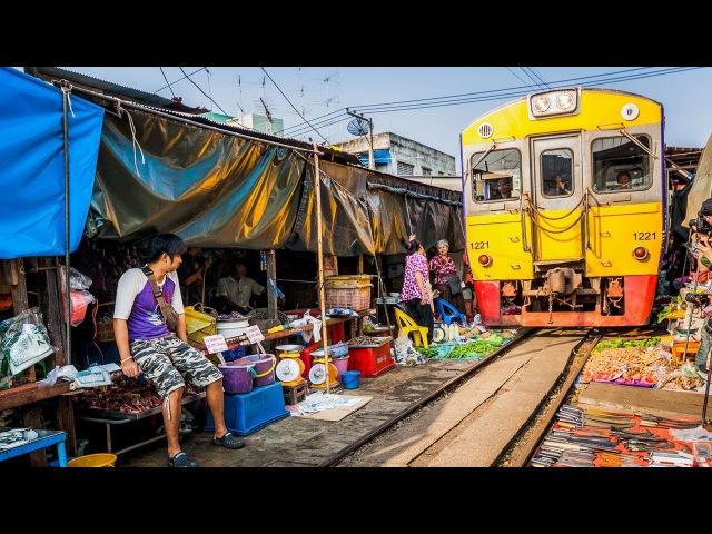 САМЫЙ ОПАСНЫЙ РЫНОК В МИРЕ как остаться в живых Таиланд Бангкок