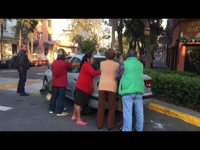 Землетрясение магнитудой 7.2 в Мексике, 16.02.2018