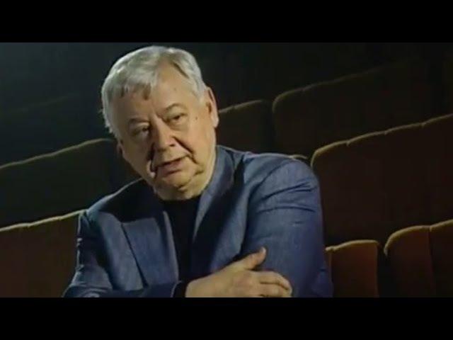 Маршал Лелик Табаков Документальный фильм об Олеге Табакове смотреть онлайн без регистрации